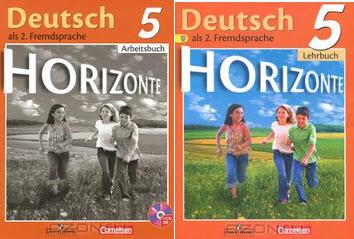 deutsch horizonte 5 ответы